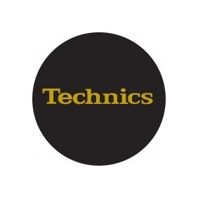 DMC Slipmats Technics Gold...