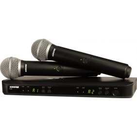 Shure BLX PG58 Combo Vocalset