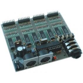 Doepfer CTM64 Basisplatine