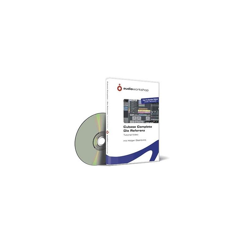 audio-workshop Cubase Complete - Die Referenz Dowload Tutorial