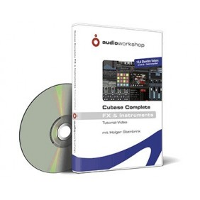 audio-workshop Cubase...