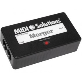 MIDI Solutions Merger