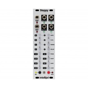 Intellijel Steppy 3U
