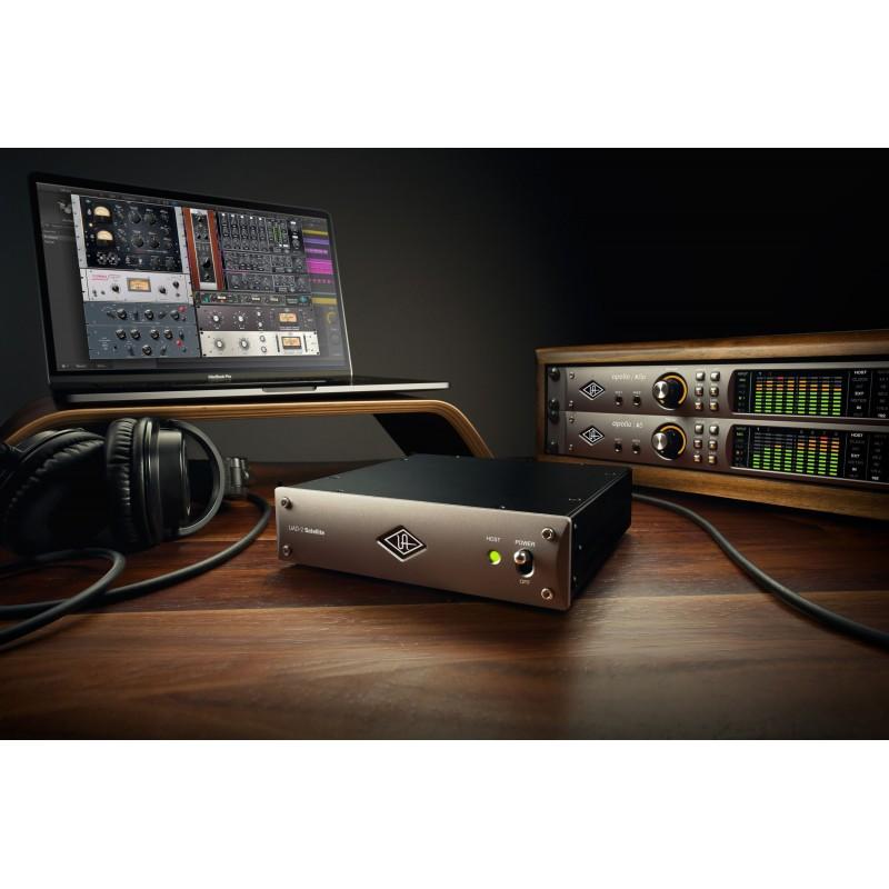 Universal Audio UAD-2 Satellite TB3 Octo Satellite Promotion