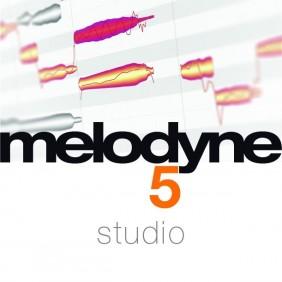 Celemony Melodyne 5 Studio...