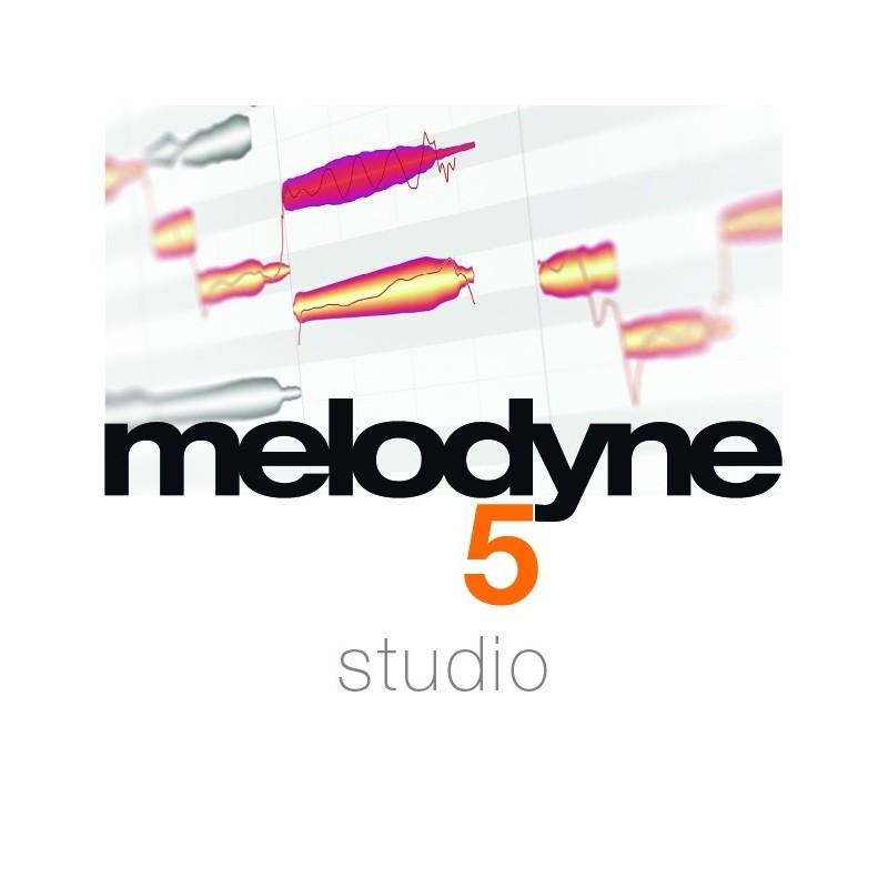 Celemony Melodyne 5 Studio Upgrade von essential