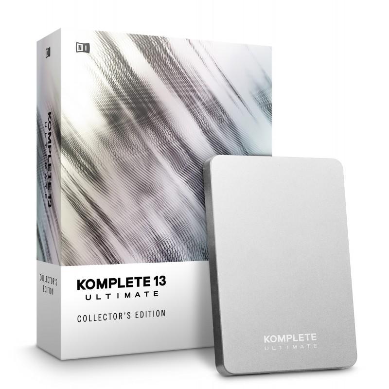 Native Instruments Komplete 13 Ultimate Collectors Edition Upgrade von Komplete Standard 9-13
