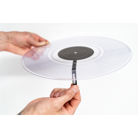 Serato Sticker Lock Vinyl - (Pair)