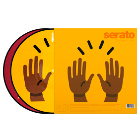 "Serato 2 X 12"" Emoji Series #1 Hands"