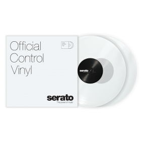 Serato Standard Colors Clear Paar