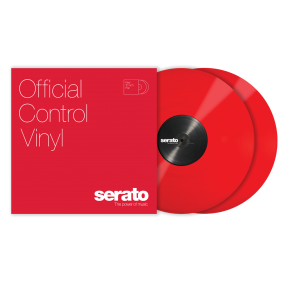 Serato Standard Colors Rot Paar