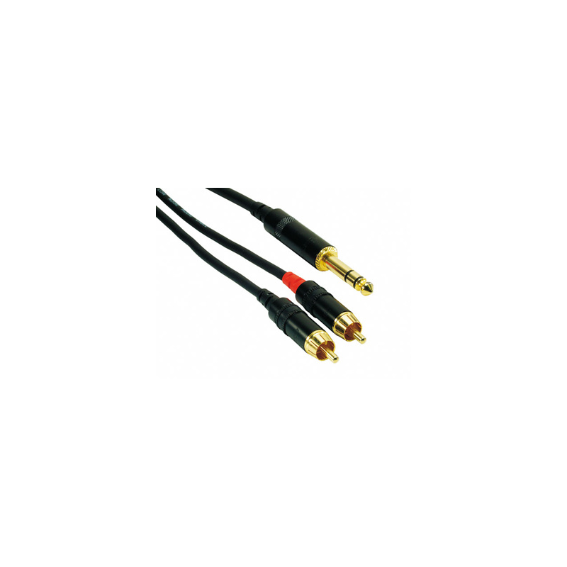 Rock Cable Cinch-1x Jack Stereo RCIN*PSC