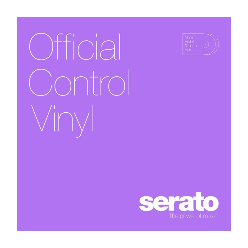 Serato Neon Series Limited Violet