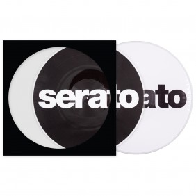 Serato Logo Picture Disc