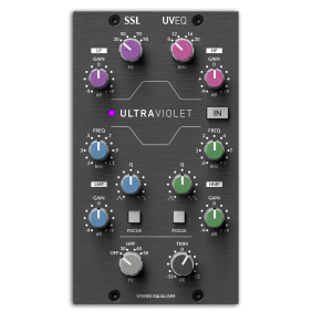 SSL Ultraviolet Stereo Equaliser